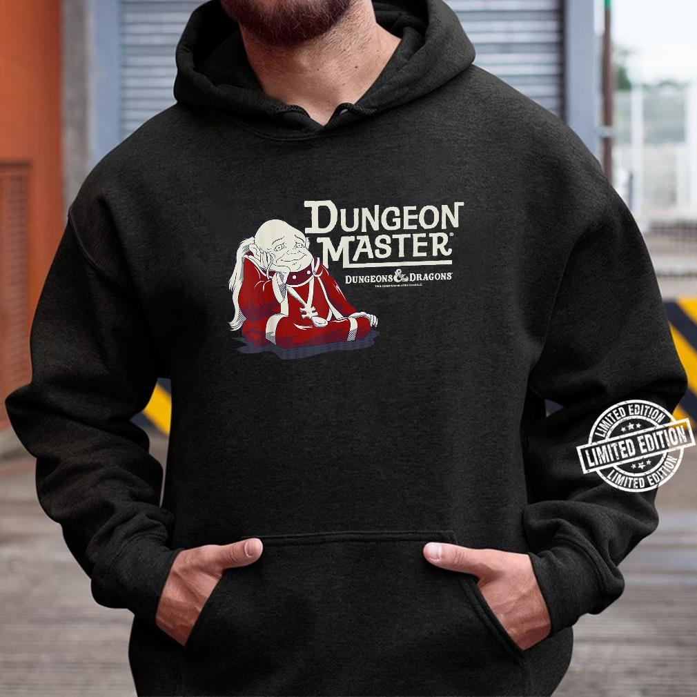 Dungeons And Dragons Dungeon Master Shirt hoodie