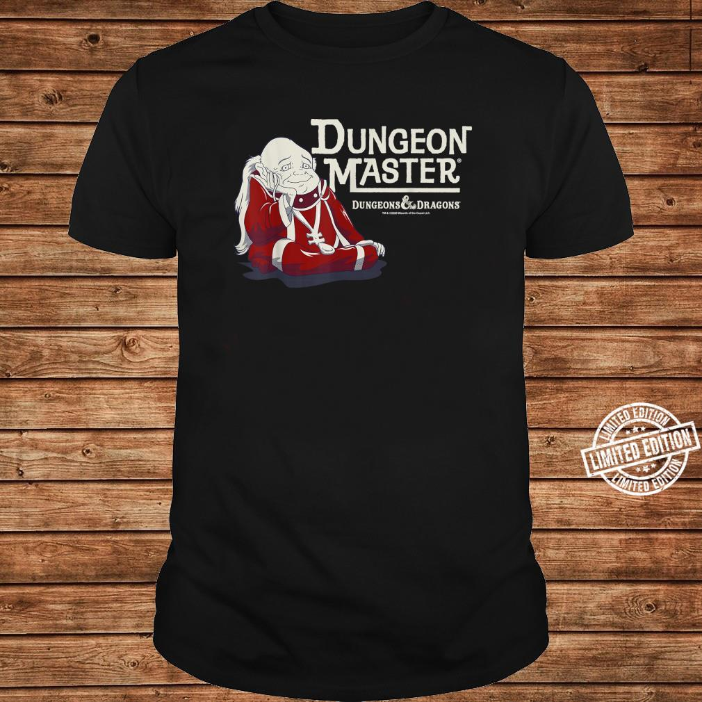 Dungeons And Dragons Dungeon Master Shirt long sleeved