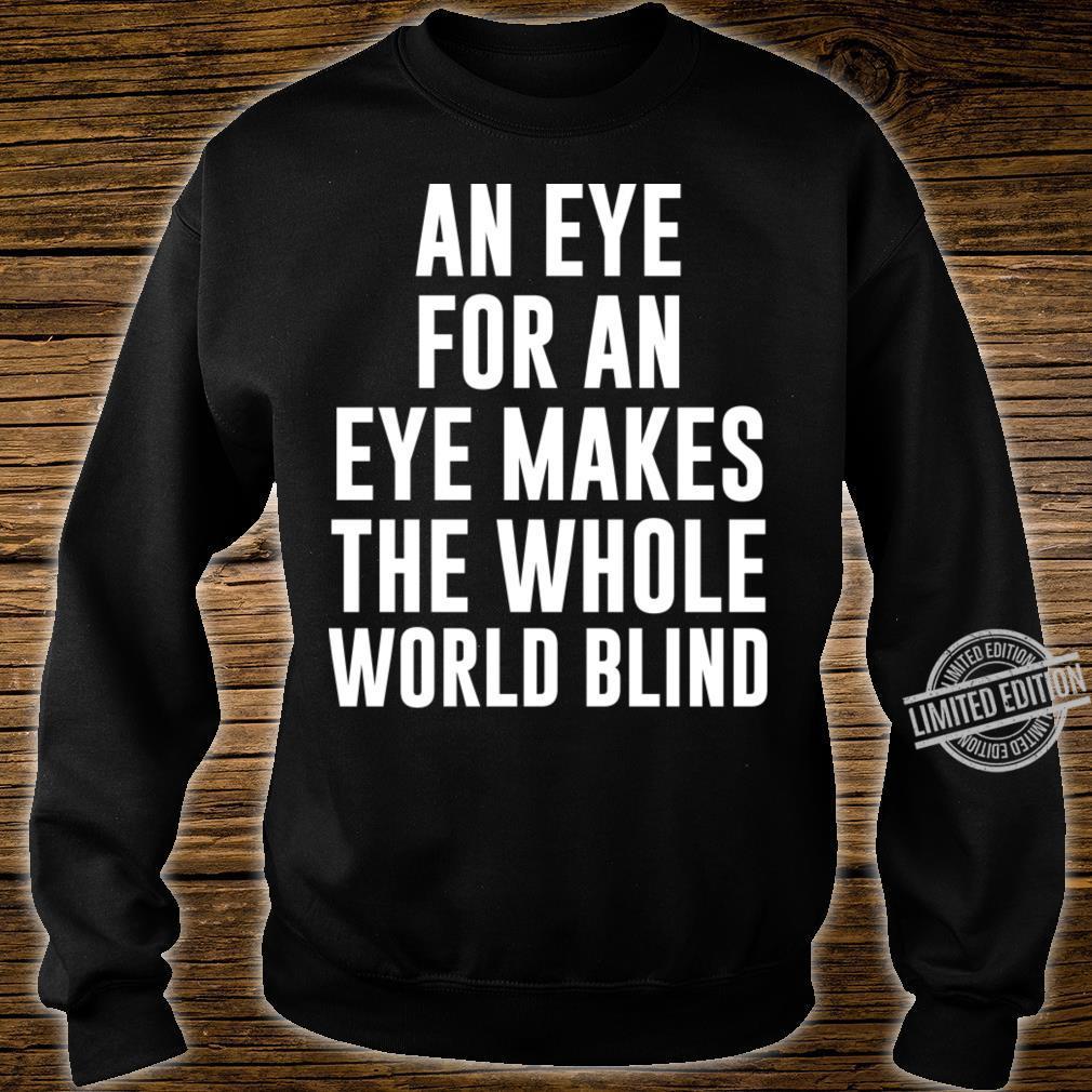 Gandhi Shirt sweater