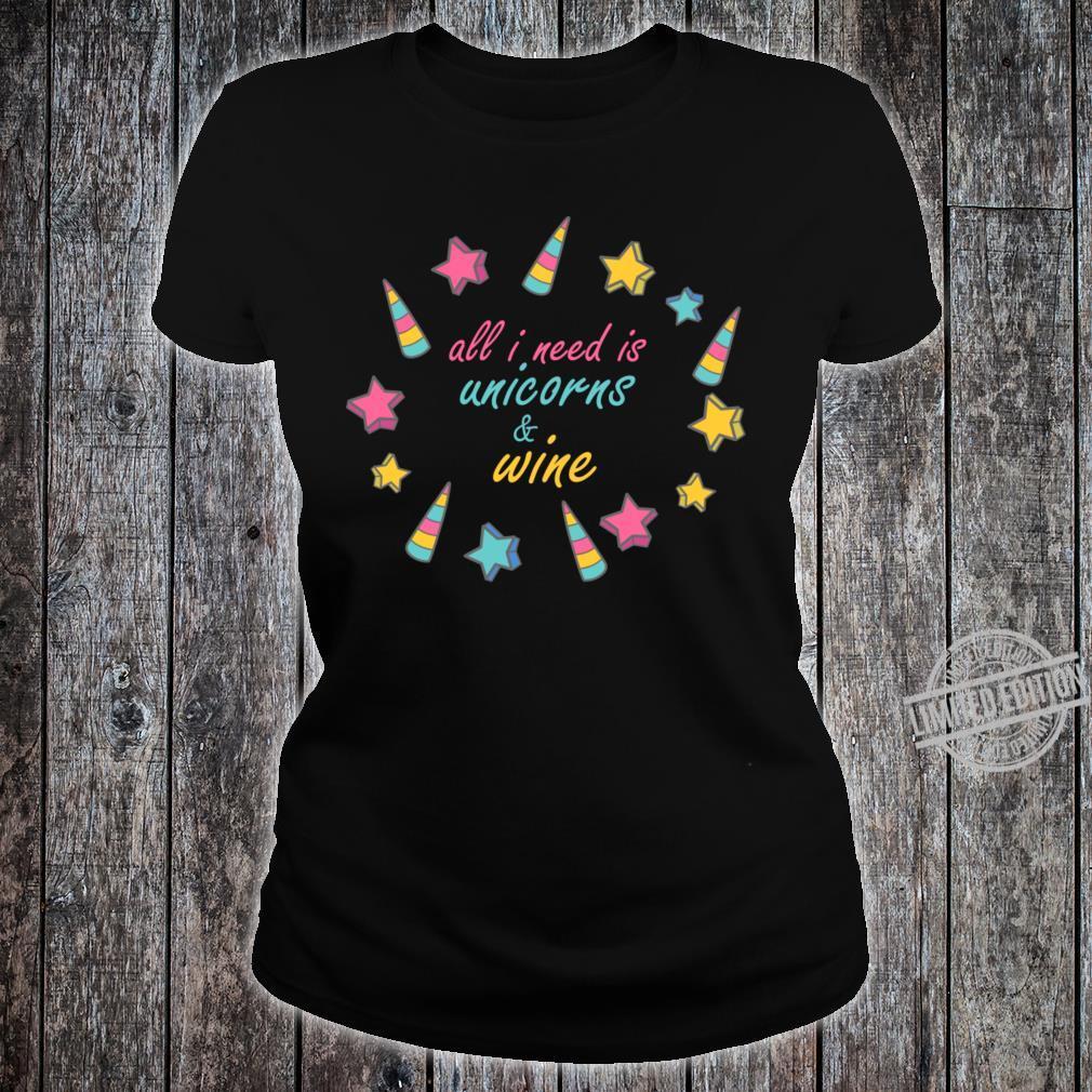 Gin Shirt ladies tee