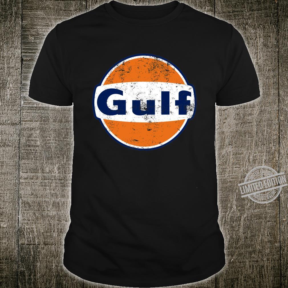 Gulf Racing Retro Shirt