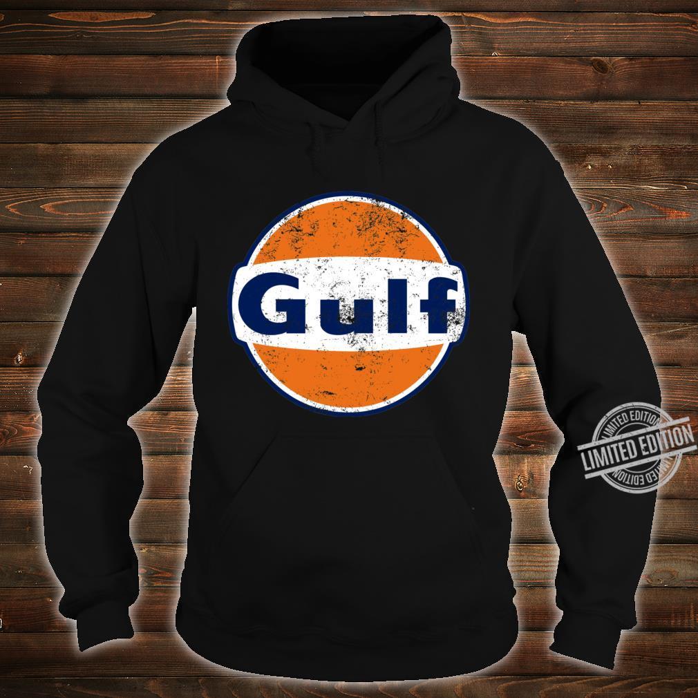 Gulf Racing Retro Shirt hoodie