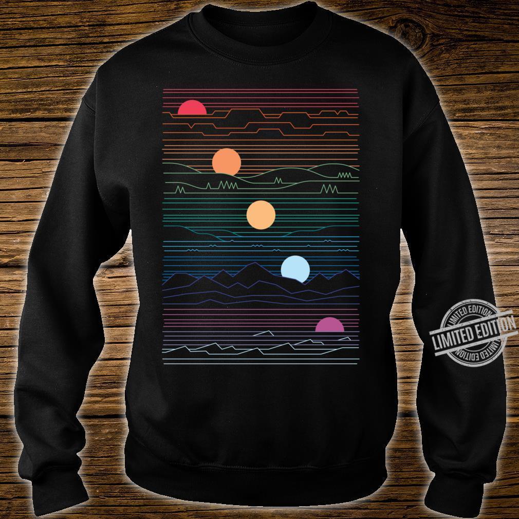 Many Lands Under One Sun Shirt sweater