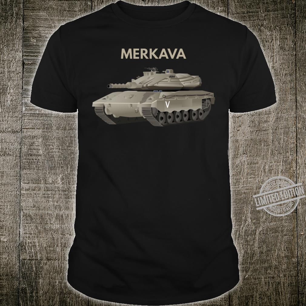 Merkava Tank Shirt