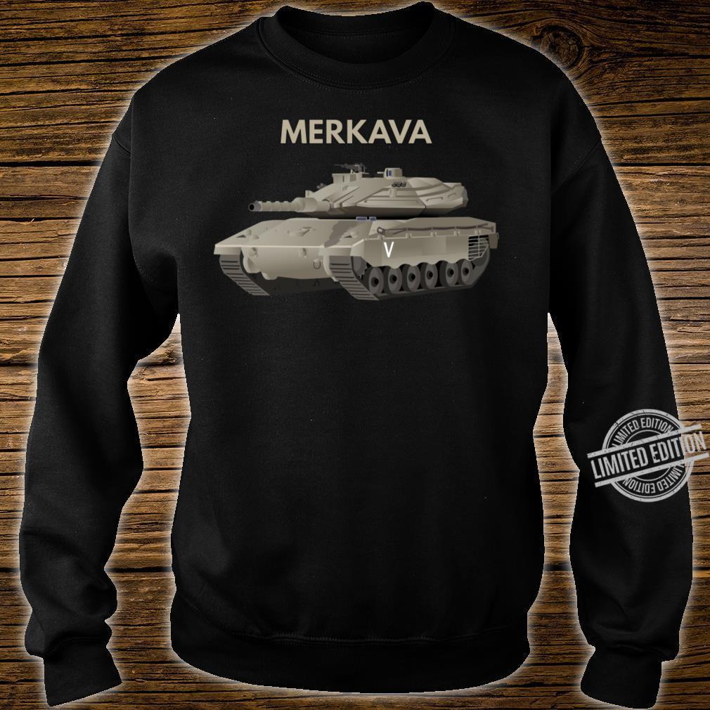 Merkava Tank Shirt sweater