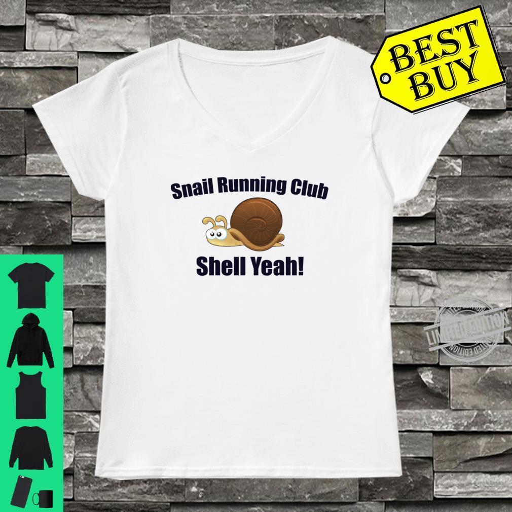 Slow Runner Shirt ladies tee