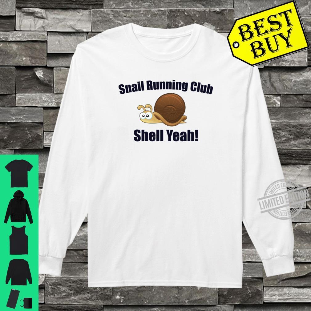 Slow Runner Shirt long sleeved